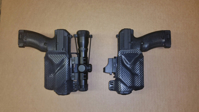 Picture of *Iberia Accessories Speed Holster for use with Optic Mount.