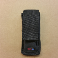 Picture of Black fabric single magazine carrier