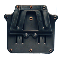 Picture of Fobus SINGLE STACK - DOUBLE MAGAZINE BELT POUCH (4500BH)