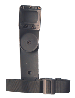 Picture of Fobus TACTICAL RUBBERIZED THIGH RIG (TTR214)