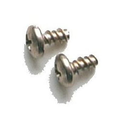 Picture of Nickel plated grip screws