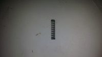 Picture of Replacement  Adjustable Sight Spring