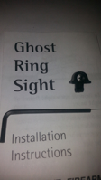 Picture of Replacement Ghost Ring
