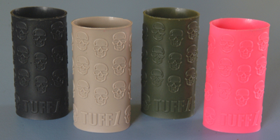 Picture of TUFF1 Grip cover (Death Grip)
