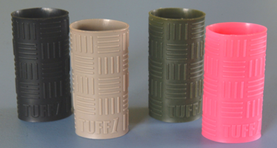 Picture of TUFF1 Grip cover (Double Cross)
